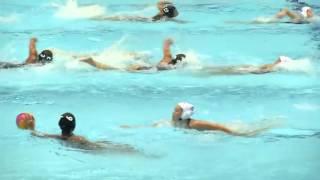 !Water Polo 東女体 × 稲泳会 2 2S 全女子水球2012 1005 水球女子 検索動画 34