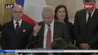 « Non, on n'ubérise pas la démocratie », déclare Claude Bartolone