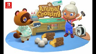 Nintendo Reveals New Artwork And Customization Options For Animal Crossing New Horizons