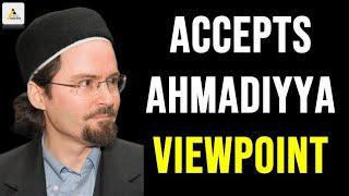 Sheikh Hamza Yusuf Accepts Ahmadiyya Viewpoint on Prophethood (The Seal of Prophets)
