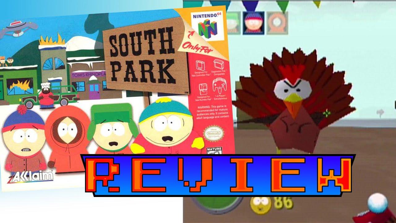 Southpark Game