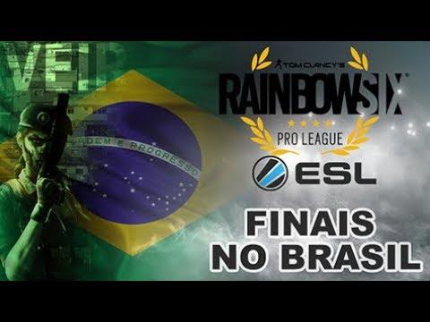[PT-BR] RAINBOW SIX SIEGE - Quando e Onde: São Paulo 2017 e 2018!!