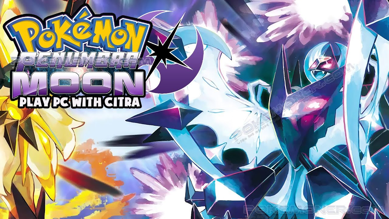 3DS] Pokemon Penumbra Moon decrypted Citra v1 0 5 - Pokemoner com