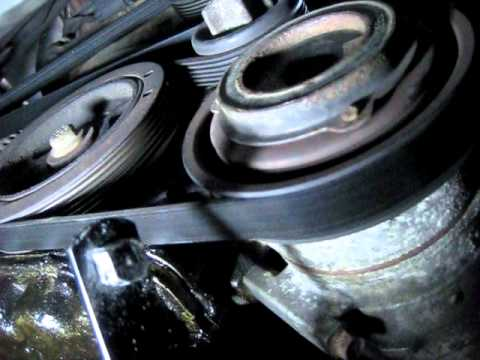 2011 Dodge Avenger Engine Diagram Serpentine Drive Belt Multi V Belt How To Remove 2000