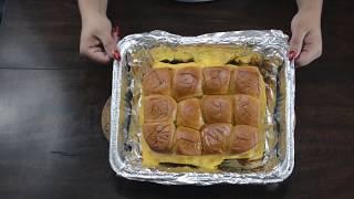 Elsies' Fast Gameday Bacon Cheeseburger Slider Recipe
