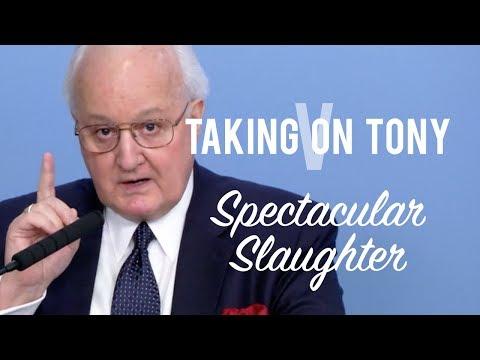 Taking On Tony V: Spectacular Slaughter