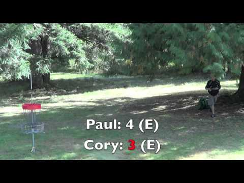 Casual Round in Milo McIver State Park (East Course) - Natural sound version