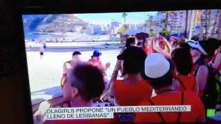 Olagirls En Calpe. Lesbianas Por El Mundo.