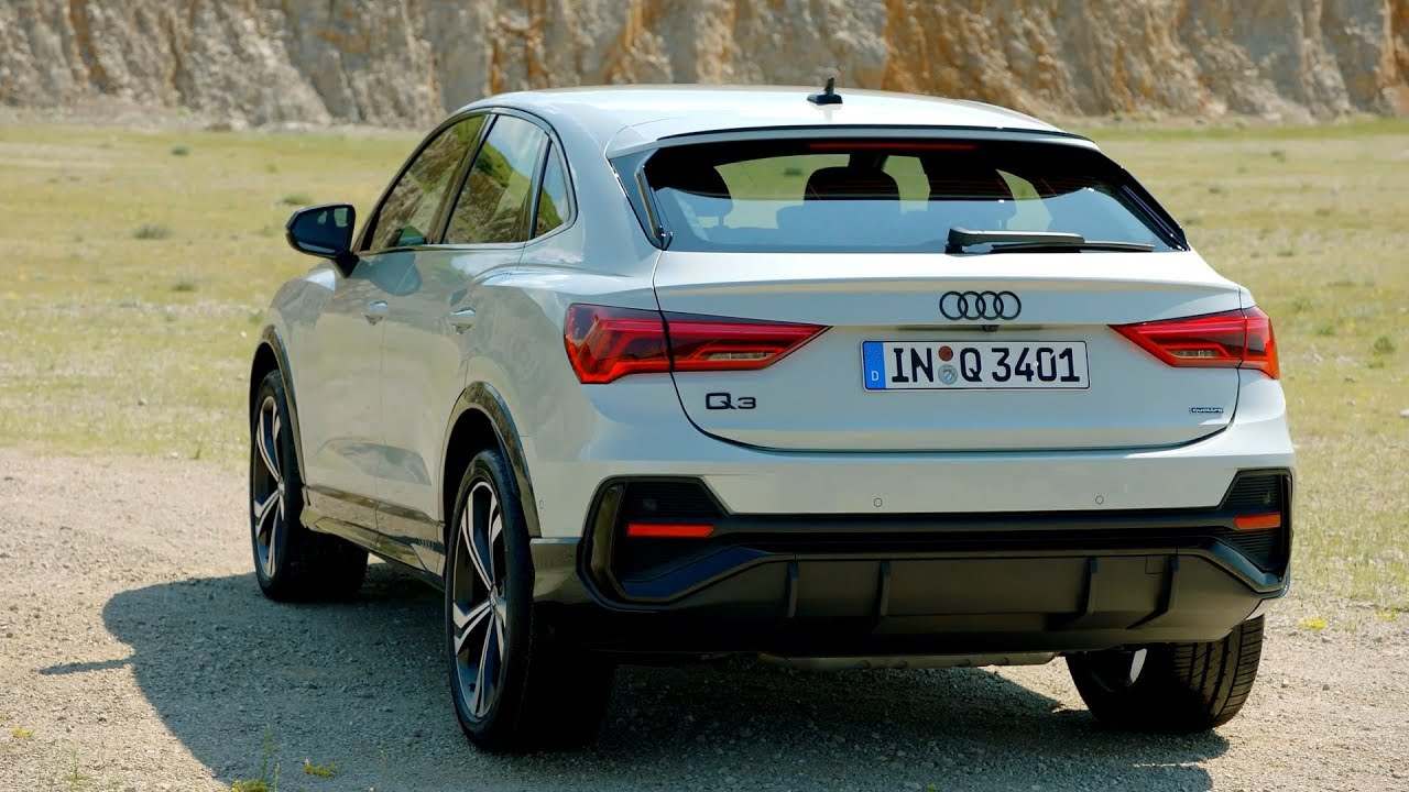 Audi Q3 Sportback 2020 Coupe Suv First Look Exterior Interior Price S Line Youtube