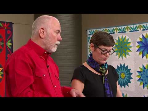 2401 Becky Goldsmith: Block of the Month Quilt 2019- English/Spanish Mp3
