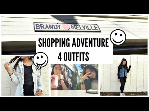 A Date With MIC | Stanford Shopping Center | Mini Lookbook | 4 outfits 2016