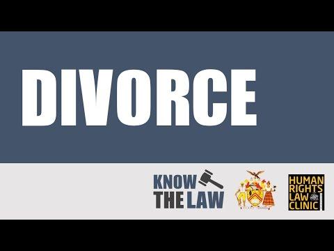 Know The Law: Divorce in Trinidad and Tobago