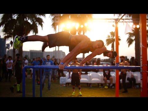 Calisthenics World Cup (PART 2) Bahrain 2015