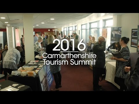 2016 Carmarthenshire Tourism Summit