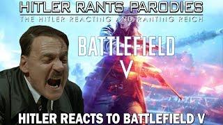 Hitler reacts to Battlefield V