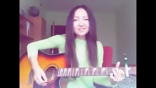 IOWA   Простая Песня кавер  Ayna