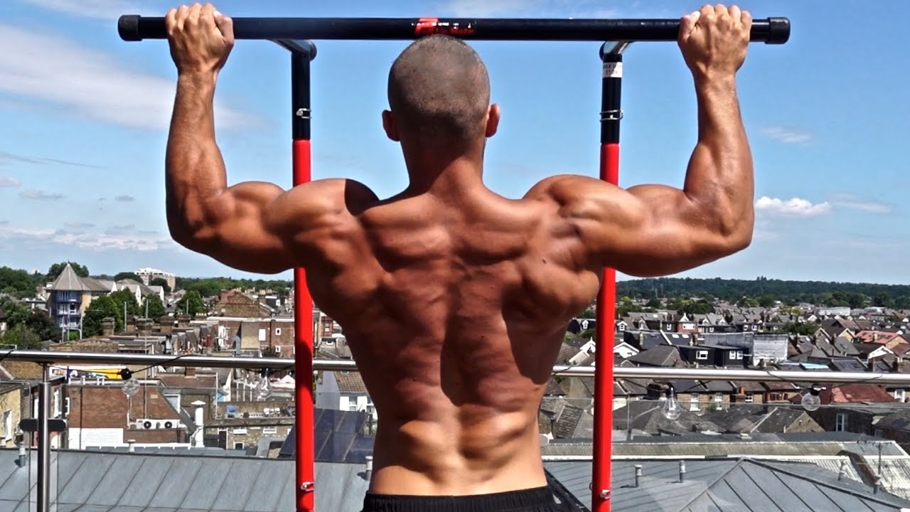 Improving Pull Up & Chin Up Performance