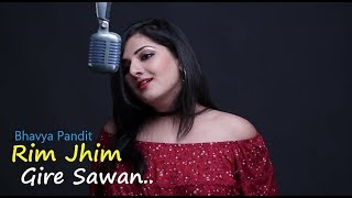 Rim Jhim Gire Sawan | Bhavya Pandit | Cover Song | Harsh Davda | Kishore Kumar | Bollywood Songs