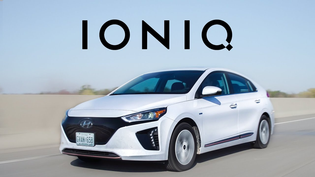 Hyundai Ioniq Electric Hybrid Maximum Range Challenge