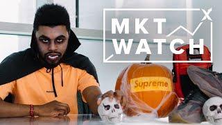 StockX MKT Watch: Haunted NMDs, Supreme's TNF & Mauve Yeezy 700
