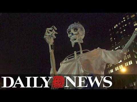 Annual Greenwich Village Halloween Parade