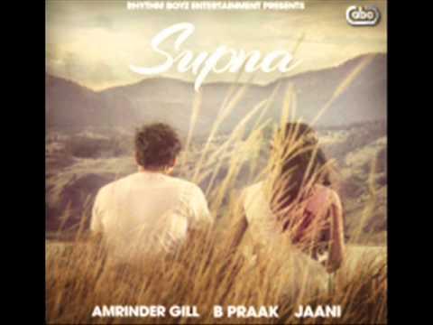 Supna Amrinder Gill Punjabi Video Song Watch on MusicDhaba