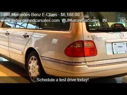 1998 mercedes benz e class e320 4matic wagon 4d for sale for 1998 mercedes benz e class wagon
