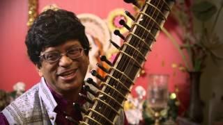 The Sitar Player... Aloke Dasgupta