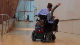 Day 29. Contact Improvisation. Every body.