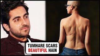 Ayushmann Khurrana Emotional Message For Wife Tahira Kashyap Breast Cancer