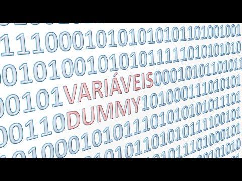 "Variáveis ""dummy"" e a inferência estatística."