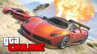 GTA 5 Online (PC) - Экстра-подъём на Чилиад! #134
