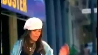 Blockbuster Video Commercial 2005 stars Nefertiti Jones and voiceover by Mariska Hargitay