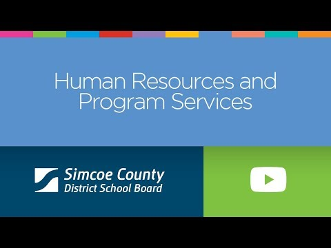 Special Board Meeting, Human Resources and Program Standing Committee May 10, 2017