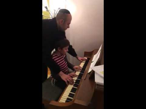 Lecha Dodi - Gavriel and Daddy