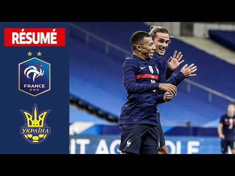 France 7-1 Ukraine, le résumé I FFF 2020
