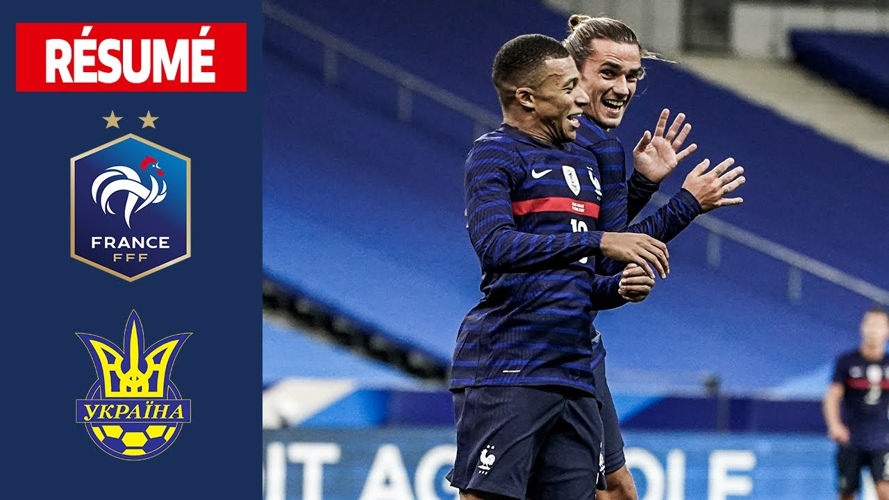 Download France 7-1 Ukraine, le résumé I FFF 2020