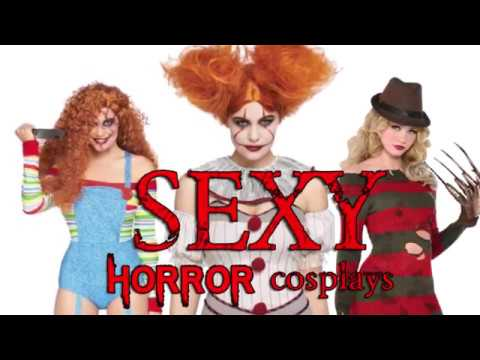 Best Sexy Horror Costumes 2019