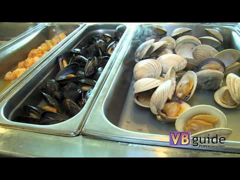 NEPTUNE'S SEAFOOD BUFFET/ RESTAURANT IN VA BEACH