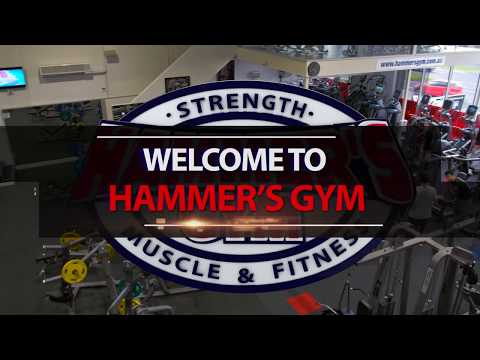 Hammers Gym Melbourne 24/7 Fitness & Martial Arts...  2 Gyms In 1
