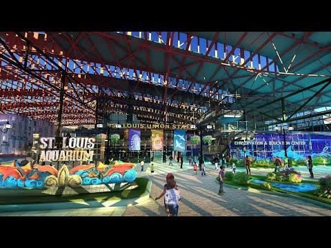 Schankman's St. Louis: Previewing The New St. Louis Aquarium