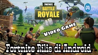 Cara download Fortnite - Battle Royal di Android