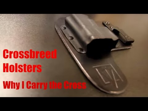 Crossbreed Holsters | Why I Carry the Cross