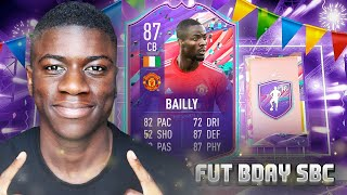 FUT BDAY ERIC BAILLY SBC, QUALIFIER TEAM AFMAKEN & PACKS MET KIJKERS! 95 MESSI GEPACKT!