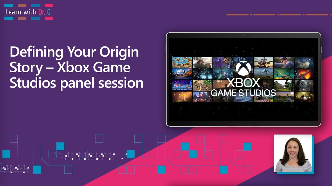 Defining Your Origin Story – Xbox Game Studios Panel Session