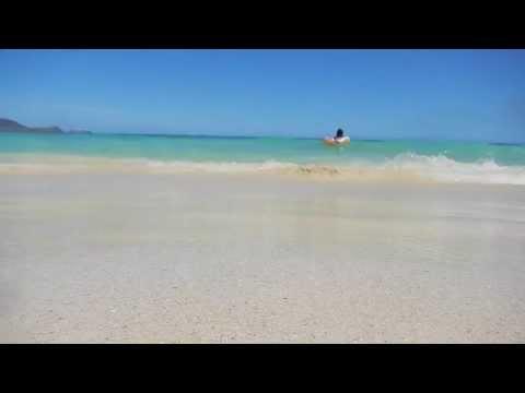 Hawaii Lanikai Beach(Waikiki〜Kailua〜Lanikai)