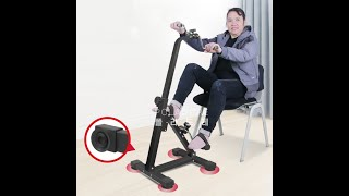 실내 자전거 미니 좌식 사이클 노인 어르신 재활 운동
