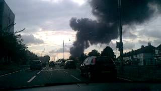 Fire in London (west; cranford\southall)
