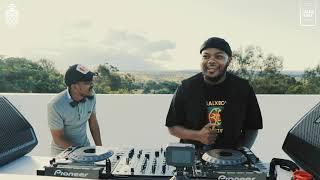 Amapiano Live Balcony Mix Africa B2B Kabza De Small | S2 | Ep2