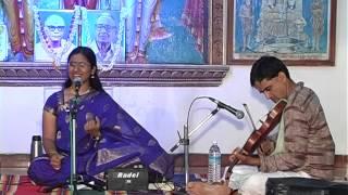 Divya Ramachandran  Mamayurmeethil Eriva-Bilahari, Main Ragam Madhyamavathi-SaravanabhavaGuhane....